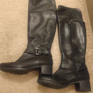 Blondo Over the Knee Boots 7.5M Waterproof Leather